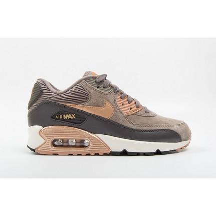 Nike Air Max 90 Bronze Leather Erkek Spor Ayakkabı 768887-201