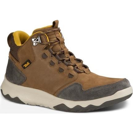 Teva 1013643-BRN Outdoor Erkek Ayakkabı