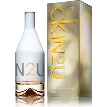 Calvin Klein CKIN2U Edt 150 Ml Kadın Parfüm Fiyatı 260c05e47a