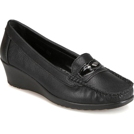 Polaris 62.156931.Z Siyah Kadın Ayakkabı