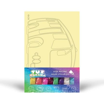 Otobüs 2 Tuz Boyama Kb 014 Fiyatı Taksit Seçenekleri