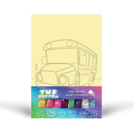 Otobüs 1 Tuz Boyama Kb 013 Fiyatı Taksit Seçenekleri