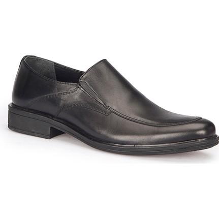 Polaris 5 Nokta 72.110391.M Siyah Erkek Deri Ayakkabı
