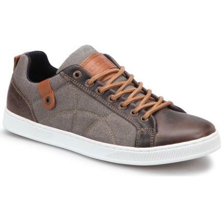 Joselı J4254 Kahverengi Erkek Deri Modern Ayakkabı