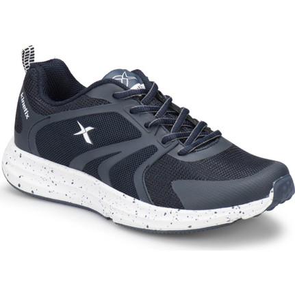 Kinetix KYLE Lacivert Beyaz Kadın Koşu Ayakkabısı