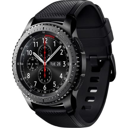 94dad4a35c66c Samsung Galaxy Gear S3 Frontier (Android ve iPhone Uyumlu) – Dark Gray SM-