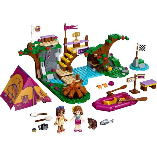 LEGO Friends 41121 Macera Kampı Rafting