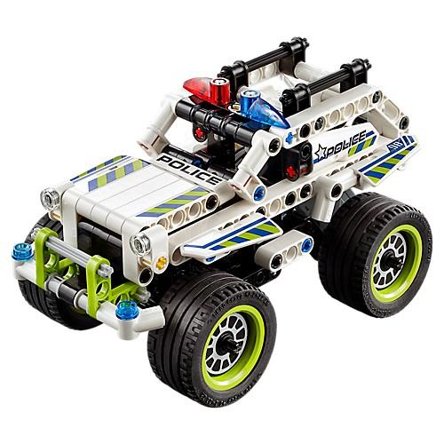LEGO Technic 42047 Polis Arabası