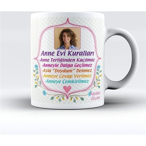 BuldumBuldum Anne Evi Kuralları - Beyaz Kupa