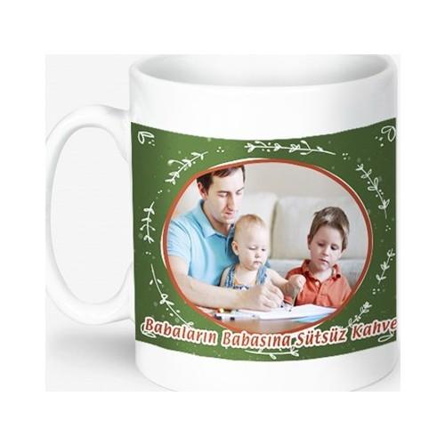 BuldumBuldum Kişiye Özel Babaların Babası Ürünleri - Sihirli Kupa