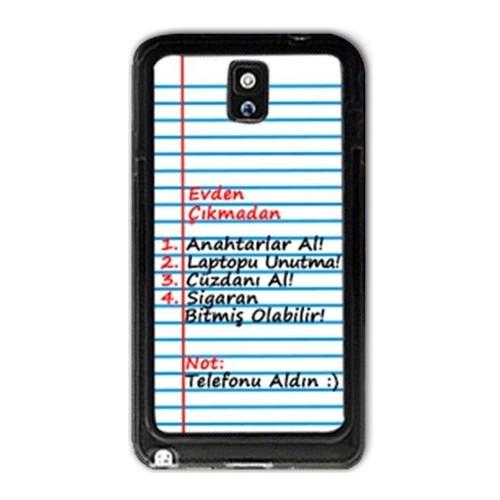 BuldumBuldum Unutkanlara Özel - İphone 5 Kılıfı Beyaz