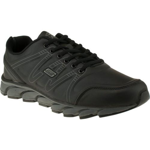 Jump 13928M Bağlı Siyah Erkek Spor Ayakkabı