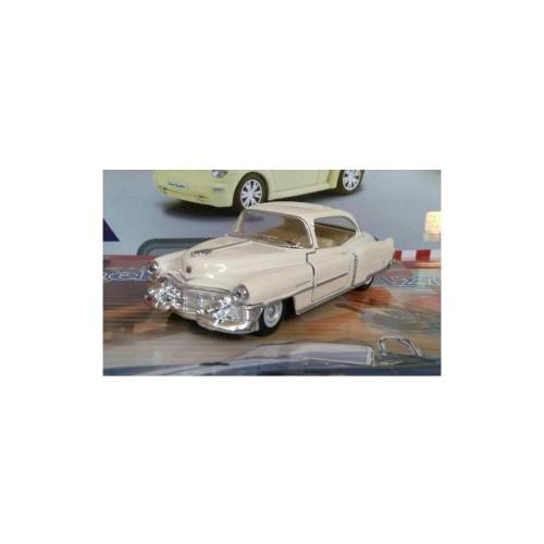 Welly Cadillac Eldorado 1953 Metal Araba Krem
