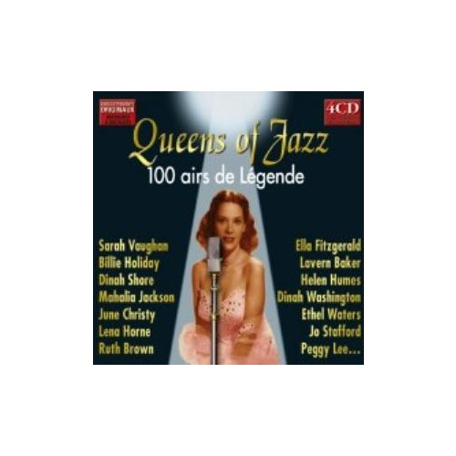 Varıous Artısts - Queens Of Jazz - 100 Aırs