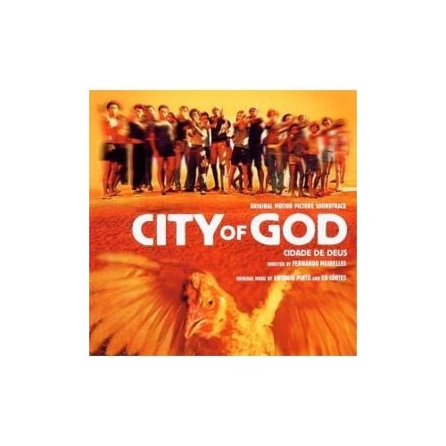 Antonıo Pınto & Ed Cortes - Cıty Of God (Cıdade De Deu