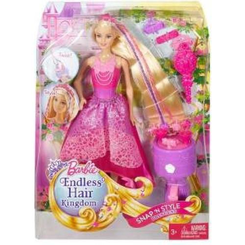 Lisanslı Barbie En Uzun Saçlı Prenses