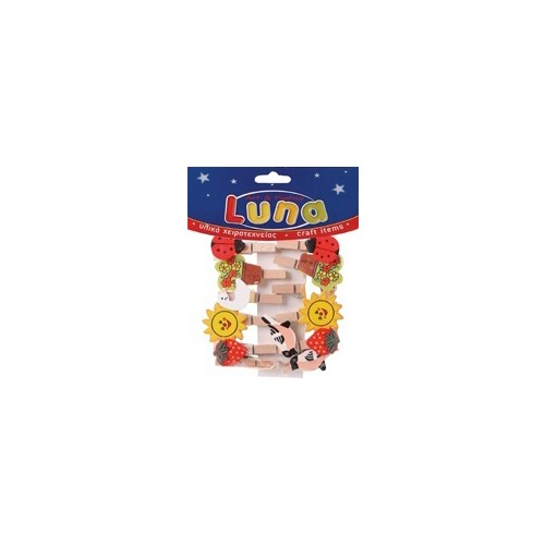 Luna Mandal Karışık Şekilli 12Li Lna0601674