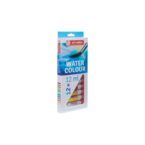 Talens Artcreation Water Colour 12 Renk Tüp Sulu Boya