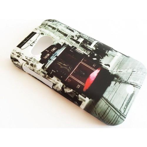 Mobillife Htc D200 Taksim Rubber Silikon Kılıf