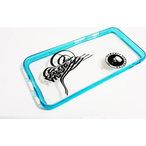 Mobillife Apple İphone 6/6S Osmanlı Tuğra Yumuşak Silikon Kılıf