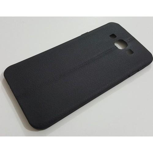 Mobillife Samsung Galaxy A 8 Siyah Silikon Kılıf