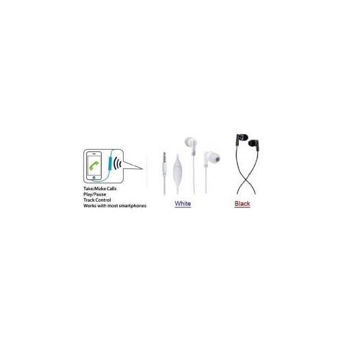 Genıus Hs-M200 Beyaz Tek Jak Mikrofonlu Kulaklık
