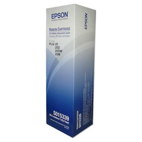 Epson S015339 Plq-20, Plq-20M Şerit (3'Lü Pk)