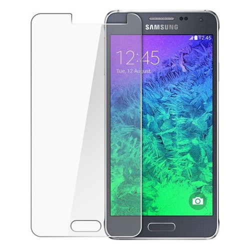 Inovaxis Samsung Alpha G 850 Kırılmaya Dayanıklı Temperli Cam Ekran Koruyucu