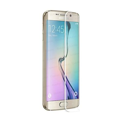 Inovaxis Samsung S6 Edge (4'Lü Ekonomik Paket) Kırılmaya Dayanıklı Temperli Cam Ekran Koruyucu