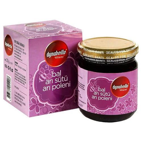 Dynabeille Arı Sütü/Polen/Bal, 230 gr