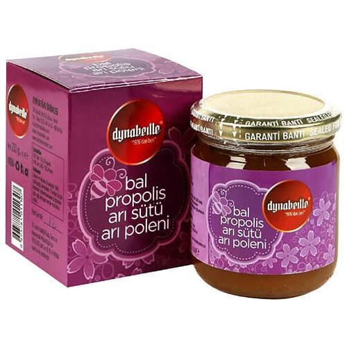Dynabeille Arı Sütü/Polen/Bal/Propolis, 230 gr