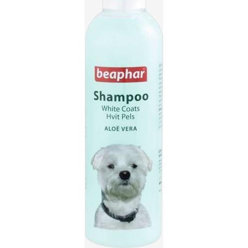 Beaphar Aloe Vera'li Beyaz Tüylü Köpek Şampuani 250 Ml