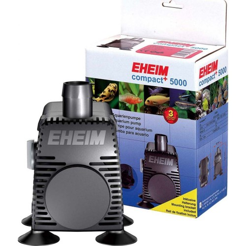 Eheim Compact+ 5000 (1102) Sirkülasyon Motoru 78 Watt 5000 Lt - Saat