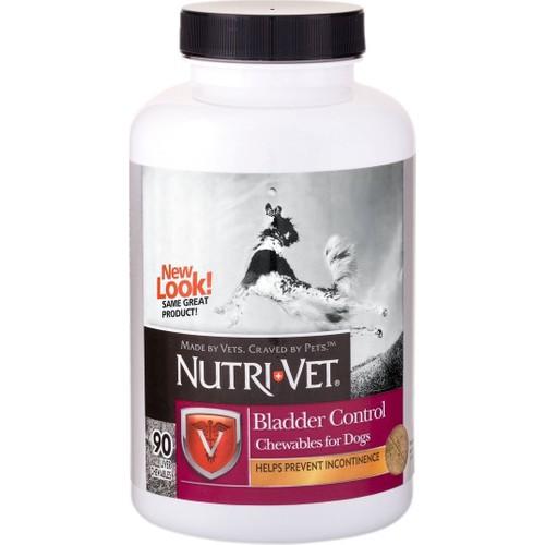 Nutri-Vet Bladder Control Idrar Kaçirma Problemi İçin Çiğneme Tableti 90 Adet