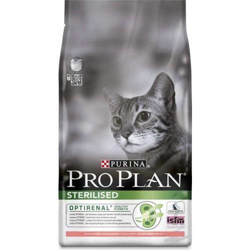 Pro Plan Sterilised Kısırlaştırılmış Kediler İçin Somonlu Ve Ton Balıklı Kedi Maması 1,5 Kg