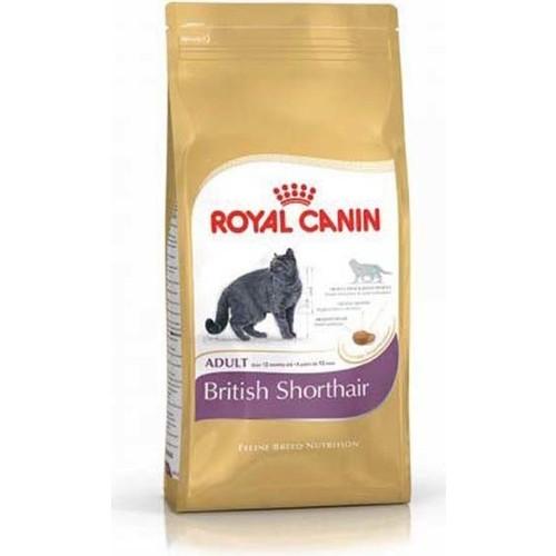 Royal Canin British Shorthair Yetişkin Kedi Maması 4Kg