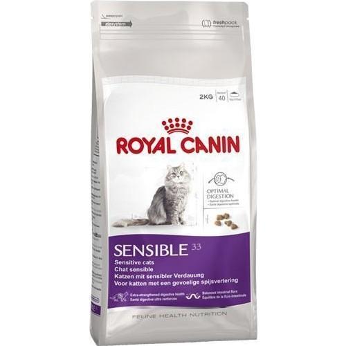 Royal Canin Sensible 33 Hassas Sindirimli Kediler İçin Kedi Maması 15 Kg