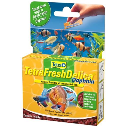 Tetra Fresh Delica Daphnia Su Piresi 48 Gr