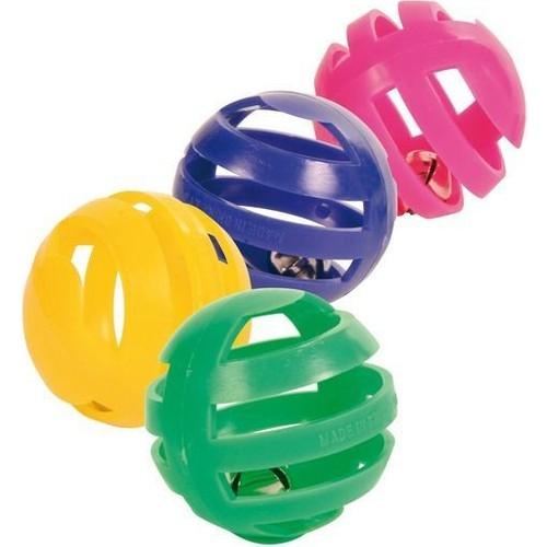Trixie Zilli Top Kedi Oyuncağı 4 Cm (4 Adet)