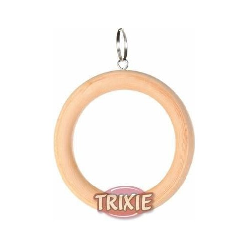 Trixie Ahşap Halka Salincak 17,5 Cm
