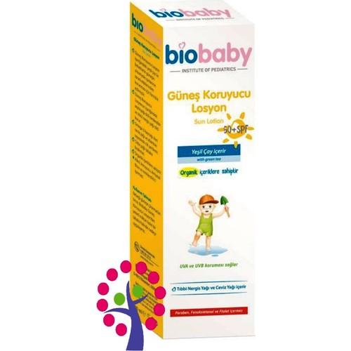 Biobaby Güneş Koruyucu Losyon 50+Spf 100 ml