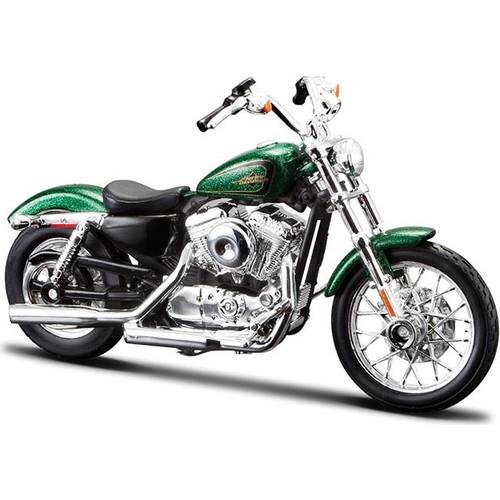 Maisto Harley Davidson 2012 XL1200V Seventy Two 1:18 Model Motorsiklet