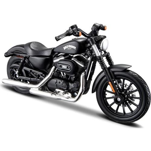 Maisto Harley Davidson 2007 XL 1200N Nightster 1:18 Model Motorsiklet
