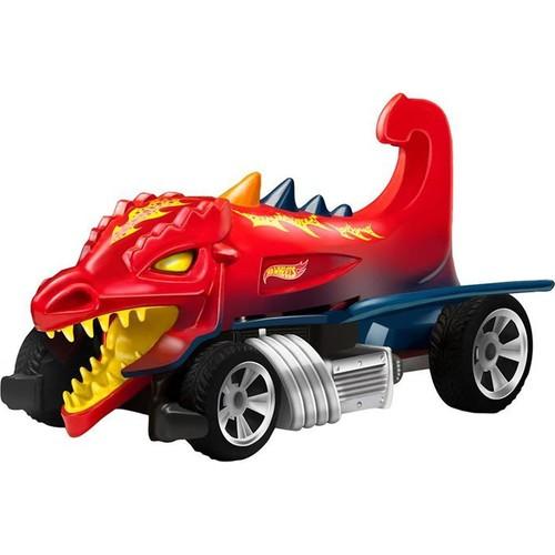 Hot Wheels Sesli Ve Işıklı Dragon Blaster Oyuncak Araba