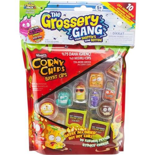 Trash Pack Çöps Çetesi Grossery Gang Büyük Boy Çöps Paketi Model 7