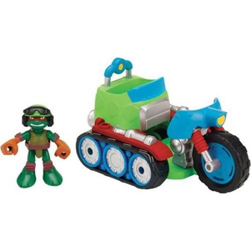 Ninja Kaplumbağalar Raph Mini Figür ve Araç Seti