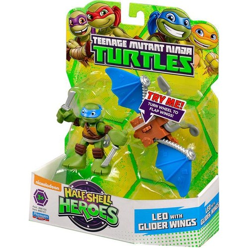 Ninja Kaplumbağalar Leonardo Mini Figür 6cm