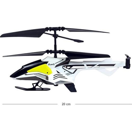 Silverlit M.I. Hover U.K Helikopter 3CH Gyro