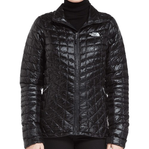 The North Face - W thermoball jacket - eu Bayan Mont (fw17) Siyah