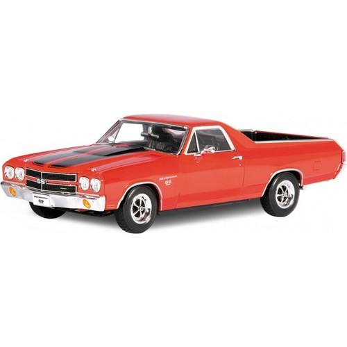 Welly 1:18 1970 Chevrolet El Camıno